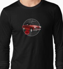 Classic Volvo Amazon by MotorManiac Long Sleeve T-Shirt