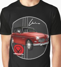 Classic Volvo Amazon by MotorManiac Graphic T-Shirt
