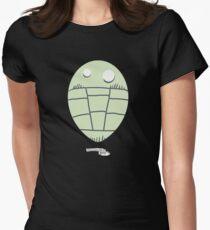 Trilobite Boy Fan Womens Fitted T-Shirt