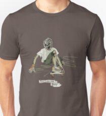 Trilobite Boy sk8 Unisex T-Shirt