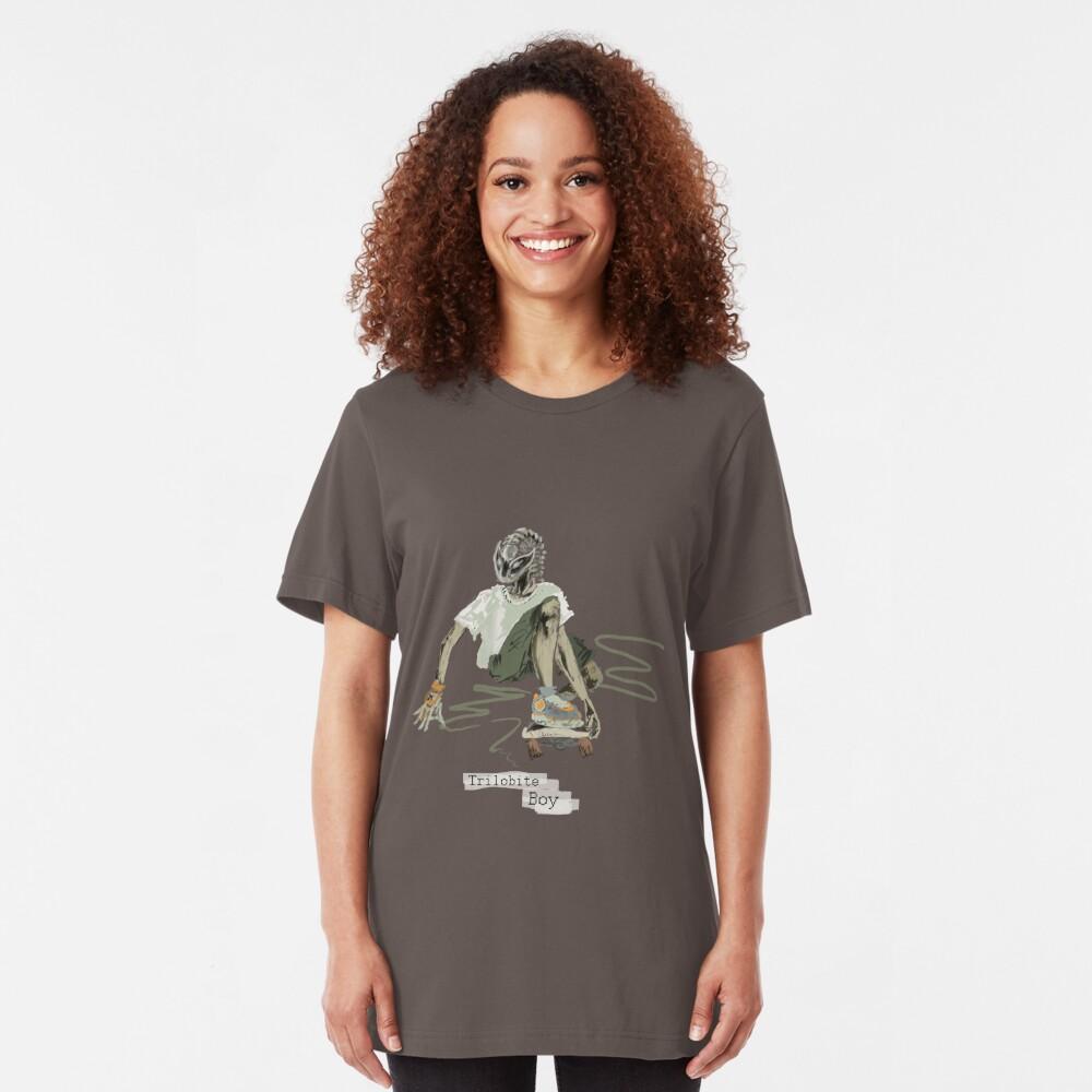 Trilobite Boy sk8 Slim Fit T-Shirt