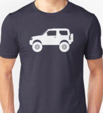 Lifted 4x4 offroader - for Suzuki Jimny 3rd gen (JB33 / JB43) T-Shirt