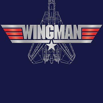 Top Gun Wingman by VanHogTrio