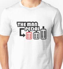 The Man Pedal black Unisex T-Shirt