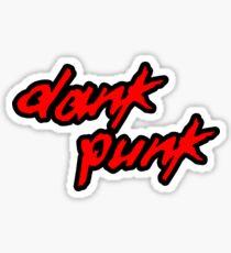 Dank Punk Sticker