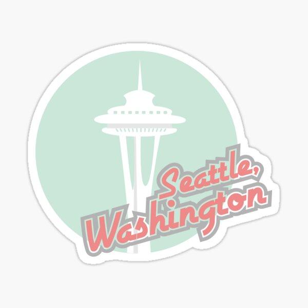 Seattle, Washington Sticker