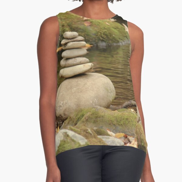 Find your Balance Sleeveless Top