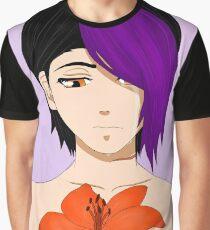 Nectar of the lily - Suzume Takagawa Graphic T-Shirt