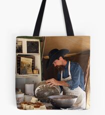 Chuckwagon Cook Tote Bag