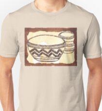 Lodge décor - African clay pots Unisex T-Shirt