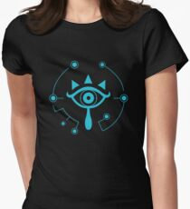 Zelda Sheikah Women's Fitted T-Shirt