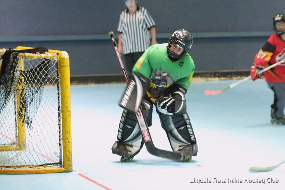 Jack by Lilydale Rats Inline Hockey Club