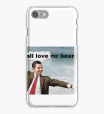 Mr. Bean iPhone Case/Skin