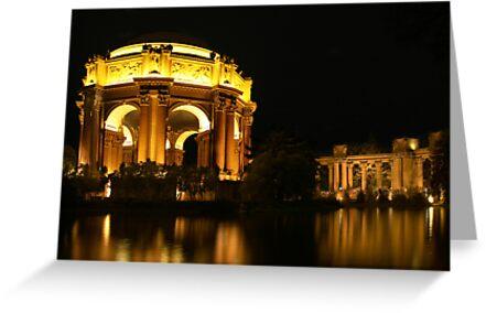 Palace of Fine Arts by Christophe Testi