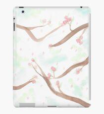 Simplistic Cherry Blossoms iPad Case/Skin