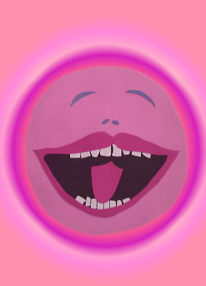"Laugh by Robin ""Durga"" Hoffman"