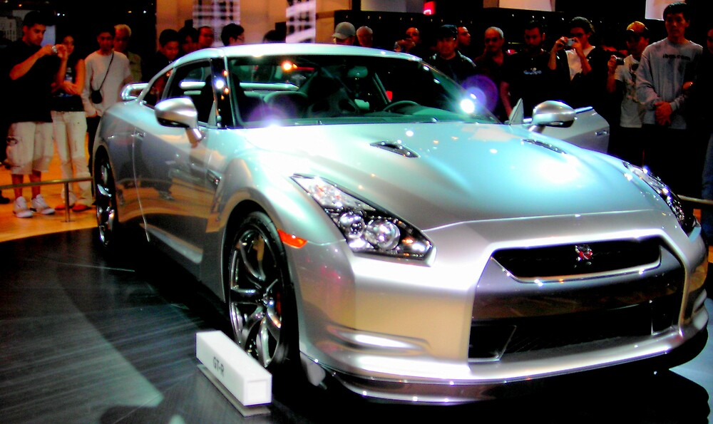 New Nissan GTR by cj913