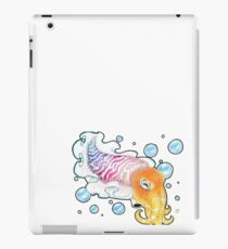 """Vibrance"" Cuttlefish Colored Pencil iPad Case/Skin"
