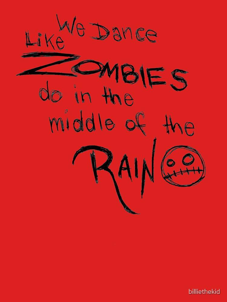 Zombies T-Shirt by billiethekid