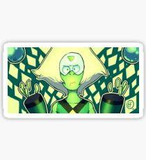 Peri-madness Sticker
