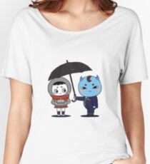 Goblin and His Bride (extra large) Women's Relaxed Fit T-Shirt