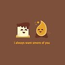 Foodie Buddies - Smore of You by zacrizy