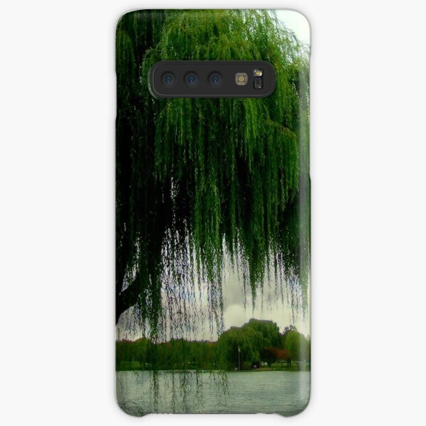 My beautiful weeping willow © Samsung Galaxy Snap Case
