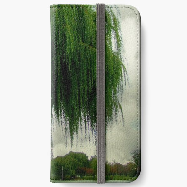My beautiful weeping willow © iPhone Wallet