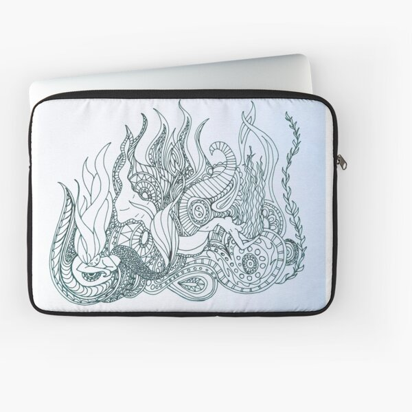 Mermaids  Laptop Sleeve