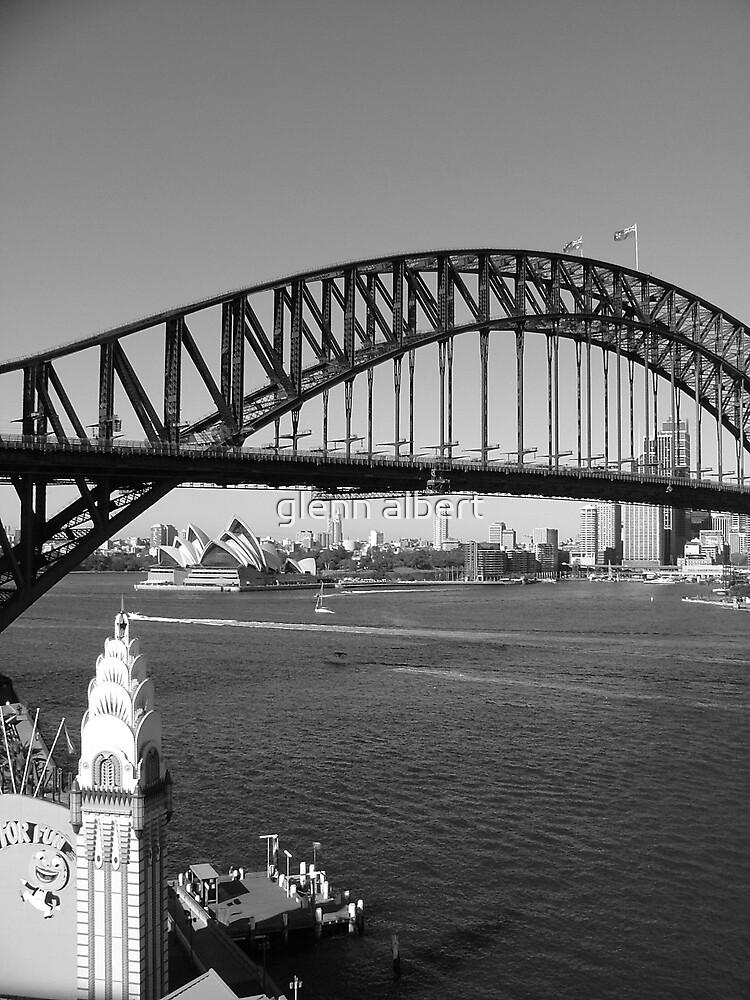 Sunny day in Sydney by glenn albert