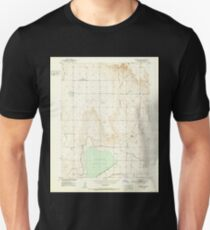 USGS TOPO Map Colorado CO Sunken Lake 234658 1951 24000 T-Shirt