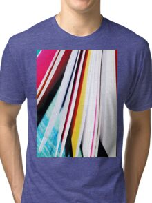 Pages Tri-blend T-Shirt