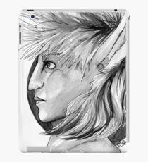 Red Wolf iPad Case/Skin