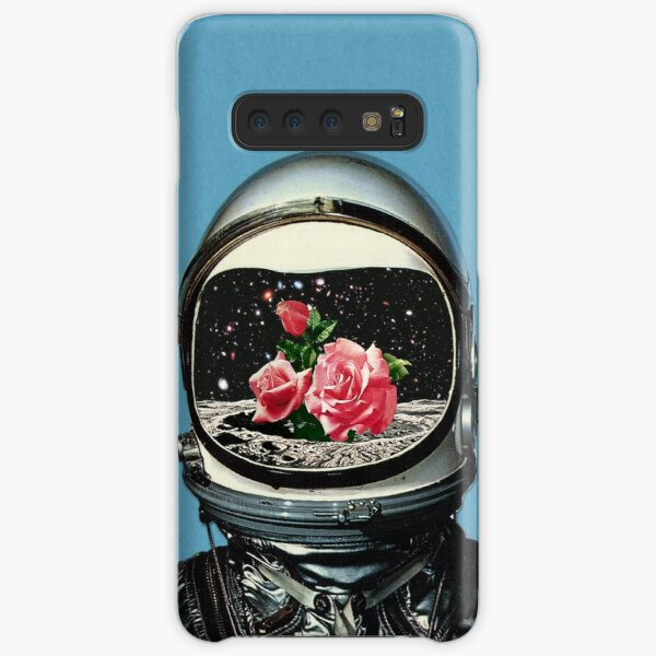Spring Crop at the Rosseland Crater Samsung Galaxy Snap Case