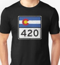 Colorado HIGHway 420 T-Shirt