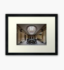 Chateau Lumiere Framed Print