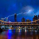 Brisbane Under Fire by Mark Greenmantle