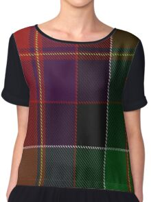 Leith (Hay) Clan/Family Tartan  Chiffon Top