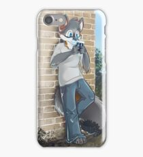 Furry Phone Time iPhone Case/Skin