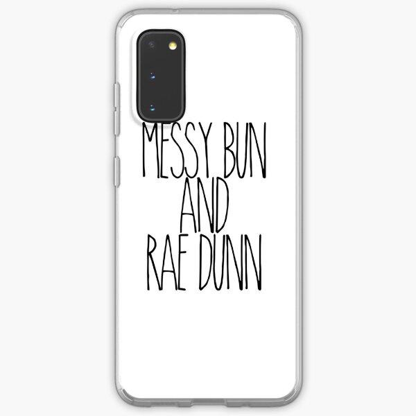 Messy Bun & Rae Dunn Samsung Galaxy Soft Case