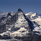 Your Majesty the Matterhorn by Derivatix