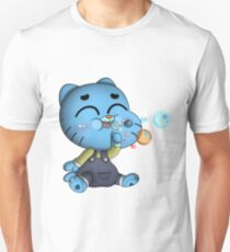 Bubble Blowing Bubble Baby!  (Updated Version) Unisex T-Shirt