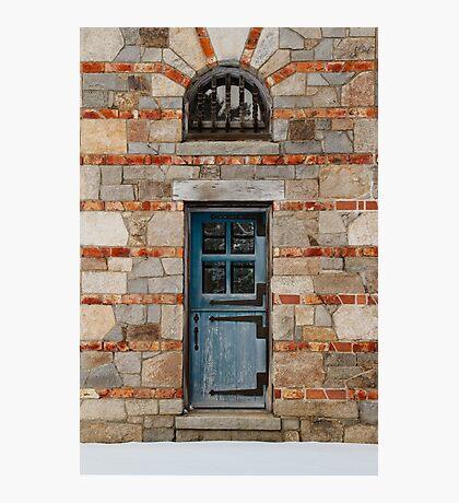 The Gatehouse Door Photographic Print
