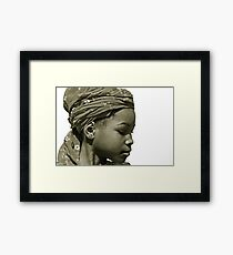 Mali Framed Print