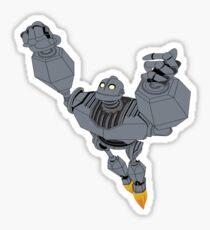 The Iron Giant Sticker