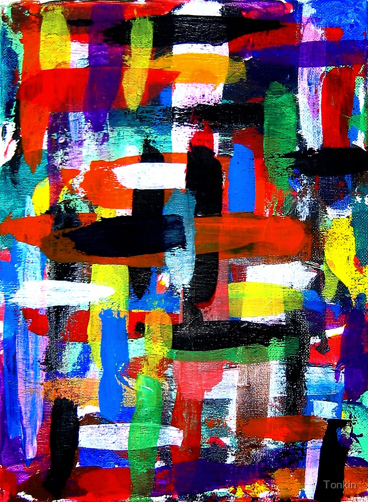 Abstract by Tonkin