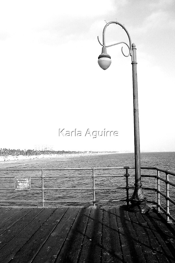 Lonely Corner  by Karla Aguirre