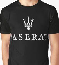 maserati Graphic T-Shirt