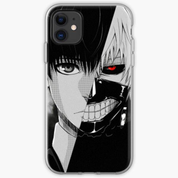 Kaneki/Ghoul iPhone Soft Case