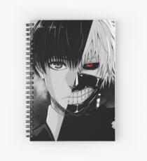 Kaneki/Ghoul Spiral Notebook